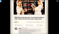 Još jedan komentar o trudnoći Maje Šuput koji je osvojio internet