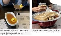 17 restorana koji su htjeli biti drugačiji u serviranju hrane pa im se sad svi smiju