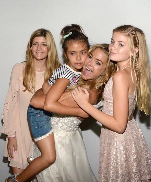 Denise Richards ima tri kćeri