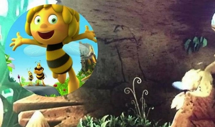 pčelica Maja i trut Willy