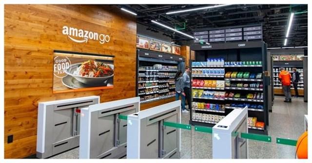 Amazon Go predstavlja budućnost dućana, u kojima nema klasičnog plaćanja, nego se ono vrši putem aplikacije