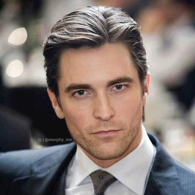 Christian Bale i Robert Pattinson