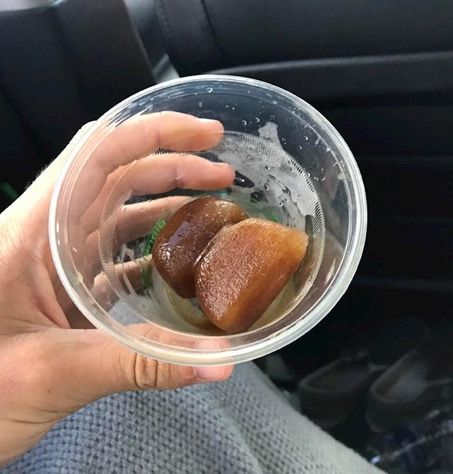 Kockice leda od kave