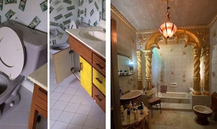Ljudi su na internetu podijelili svoje neobične i nesvakidašnje kupaonice, odabrali smo one najbolje