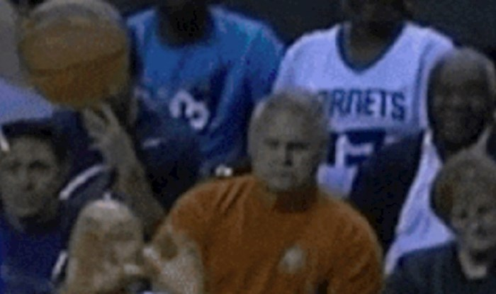 Žena je došla na košarkašku utakmicu i ubrzo to požalila