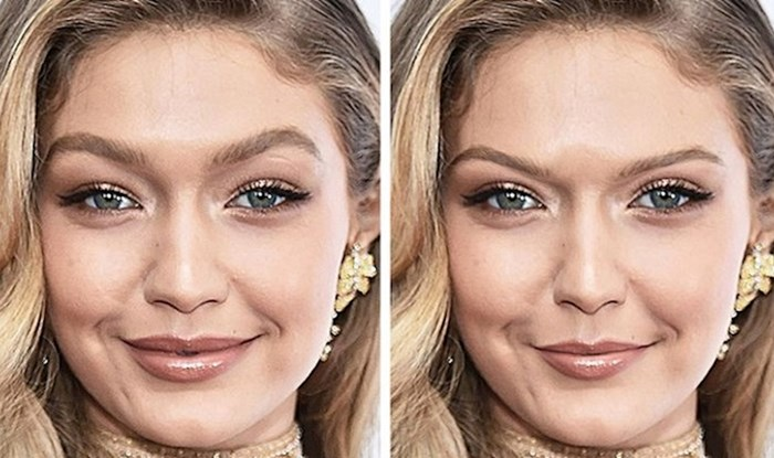 Kako bi lica ovih poznatih osoba izgledala kada bi odgovarala mjerama zlatnog reza