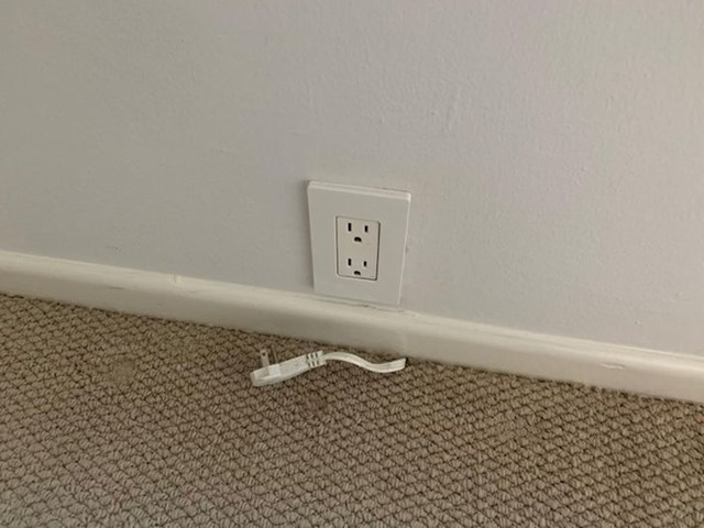 Zašto je ovo u zidu?