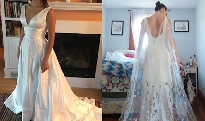 Ove žene pronašle su vjenčanice iz snova na rasprodajama i na svom vjenčanju zasjale kao princeze