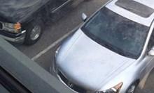 Vozači su bili oduševljeni kada su vidjeli kako se ovaj automobil parkirao