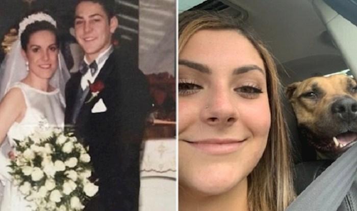 Ljudi objavljuju svoje fotke i fotke svojih roditelja kada su bili njihovih godina