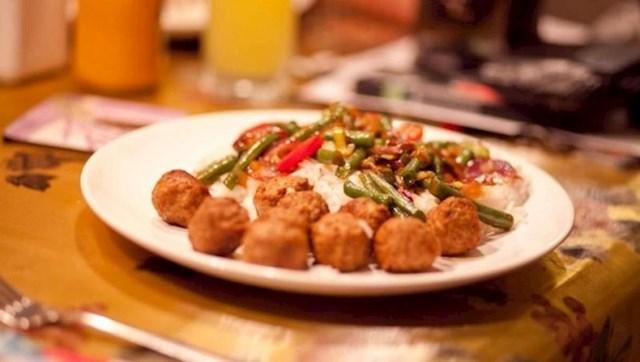 U Indoneziji možete pojesti lijepu večeru