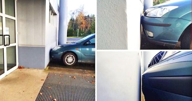 Umjetnost parkiranja