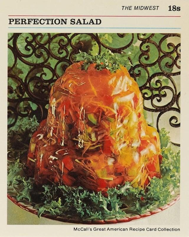 Salata od želea