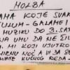 Netko je ostavio poruku bučnim susjedima, njihov odgovor je nasmijao sve stanare