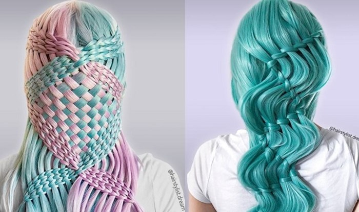 Tinejdžerica iz Njemačke stvara očaravajuće frizure koje izgledaju nestvarno