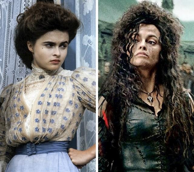 Bellatrix Lestrange, Helena Bonham Carter