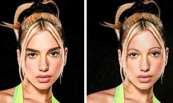 Slavne žene koje bi izgledale potpuno drugačije kada bi promijenile oblik svojih obrva