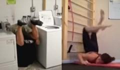Kompilacija videa na kojima su ljudi doživjeli urnebesne nezgode