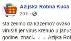 Nemamo virus! - u Srbiji izbjegavaju azijsku robnu kuću