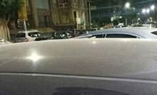 Ljudi su se zgrozili kada su vidjeli način na koji im je netko oštetio automobil