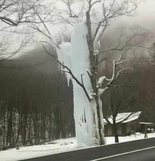 Ponekad snijeg stvori i jezive prizore