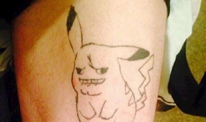 Tetovaže toliko loše da su genijalne