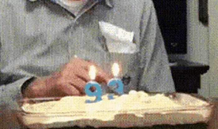 Simpatični djedica slavio je rođendan, jednom gestom oduševio je uzvanike