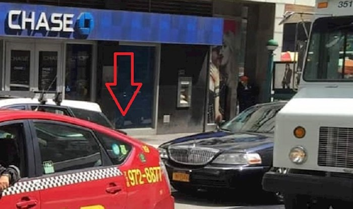 Na ulicama New Yorka netko iz Hrvatske ugledao je ovaj auto i odmah je znao da je vlasnik Dalmatinac