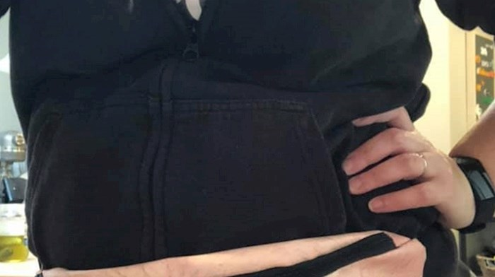 Oduševila se kada je ugledala ovaj predmet u dućanu rabljenje odjeće, biste li vi to nosili?