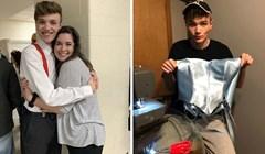 Prijateljici sašio maturalnu haljinu nakon što je saznao da si ju ne može priuštiti