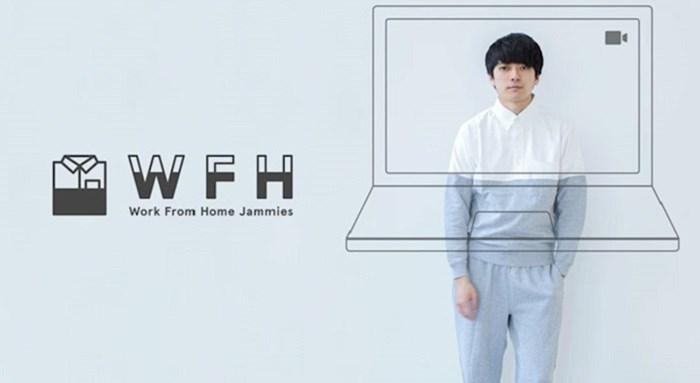 Japanci su dizajnirali pidžame za rad od kuće, prilagođene video sastancima