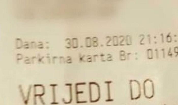Parkirna karta nasmijala Dalmatince, do kada vrijedi?