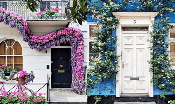 Fotografkinja obilazi London i fotografira vrata koja izgledaju kao portal u čaroban svijet