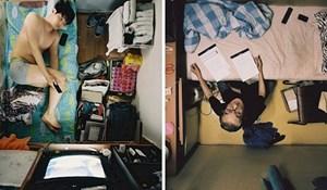 Jeste li kada vidjeli stanove u kojima siromašni Južnokorejci žive? Jezivo su mali