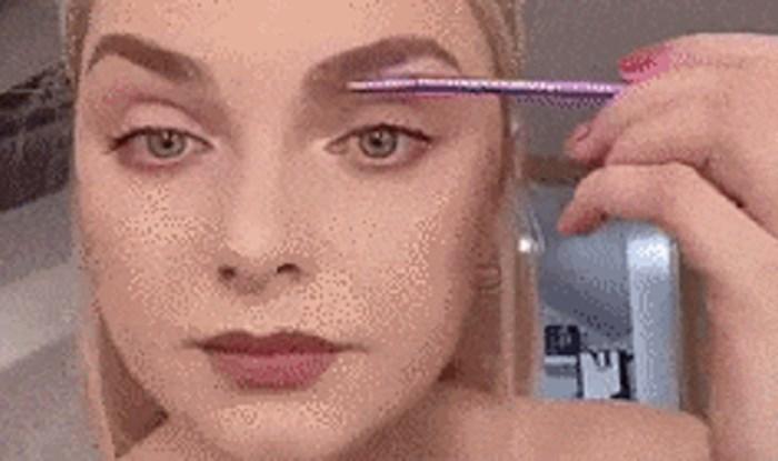 Ova cura je snimala kako se šminka, ovakav kraj nitko nije očekivao