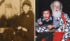 Djed Božićnjak iz horora - Najjezivije slike ovog djedice koje ćete ikad vidjeti
