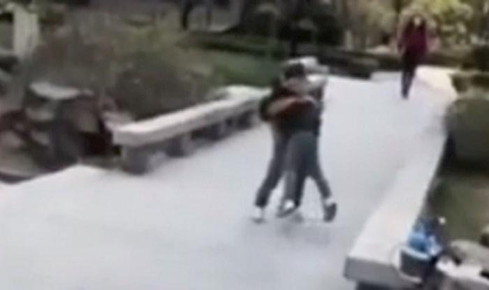 VIDEO Presladak susret dva mala prijatelja nakon karantene otopit će vam srce