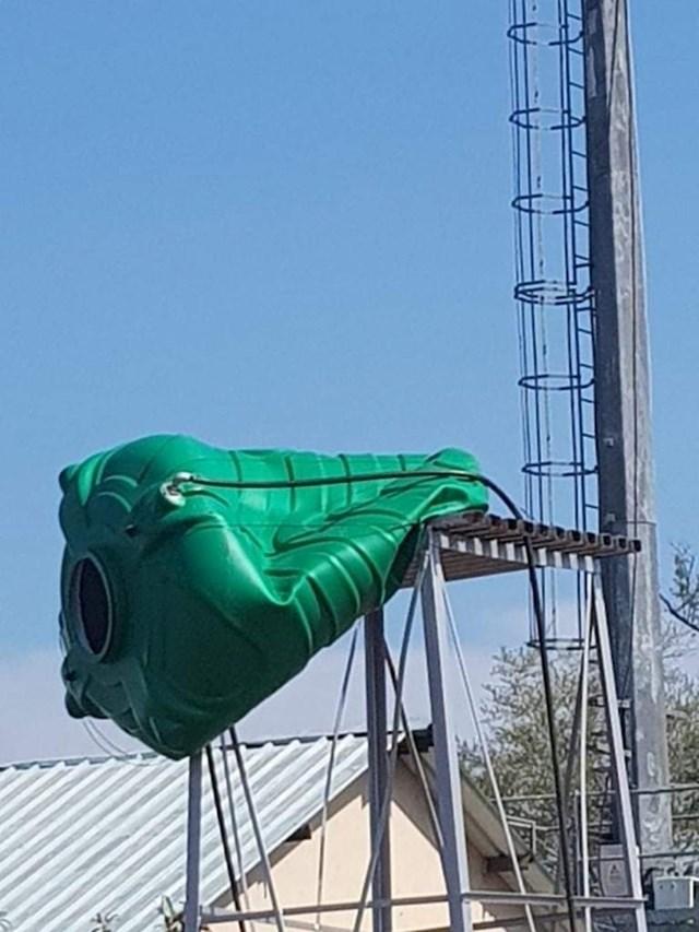 Vrućina u Južnoj Africi...