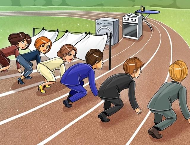 U poslovnoj utrci, žene su imale mnogo prepreka. Tako je nažalost i danas