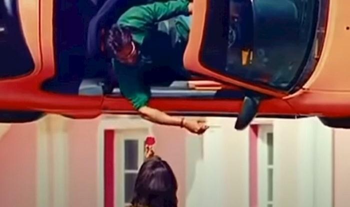 Netko je složio najluđe akcijske scene iz Bollywooda, davit ćete se od smijeha