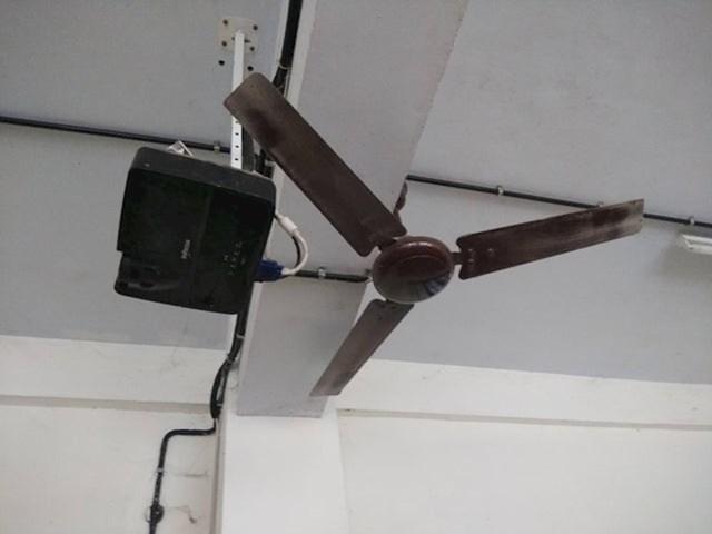 Savršeno mjesto za projektor