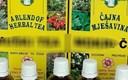 Netko je slikao štand u zagrebačkom trgovačkom centru, nikome nije jasno kakav se to čaj tu prodaje