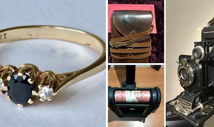 Ovi ljudi pronašli su nevjerojatne predmete zaboravljene u dućanima rabljenih stvari