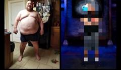 U godinu dana se transformirao iz debeljka i ostavio sve bez teksta
