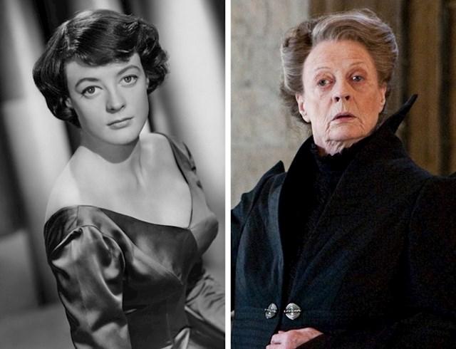 Minerva McGonagall, Maggie Smith
