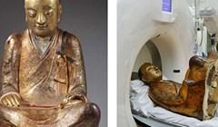 Znanstvenici su skenirali ovaj 1000 godina star Buddhin kip, ono što su zatim otkrili šokiralo ih je