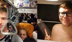 Ovi ljudi su posjetili Japan i tamo su se osjećali kao divovi, fotke su urnebesne