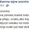Ova žena toliko nema povjerenja u muža da je došla na suludu ideju, pogledajte koje pitanje je postavila na Facebook grupi