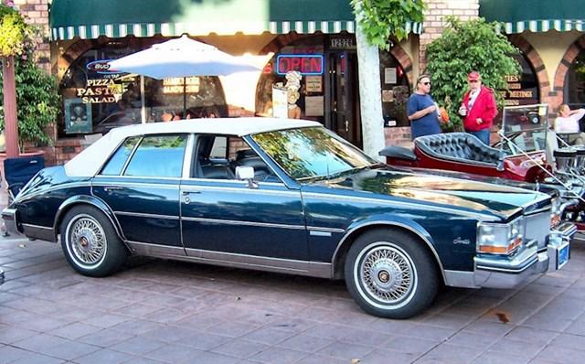 4. Cadillac Seville
