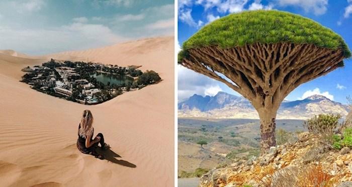 13 nevjerojatnih mjesta na našem planetu koja se čine nestvarna
